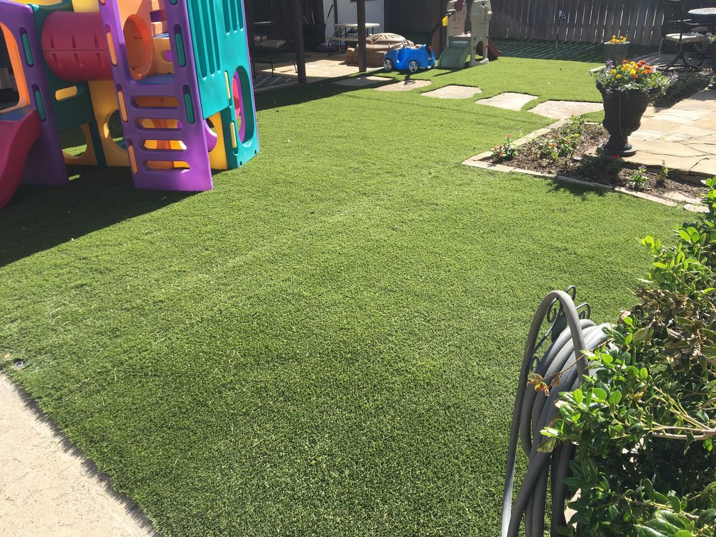 Synthetic Turf for your home